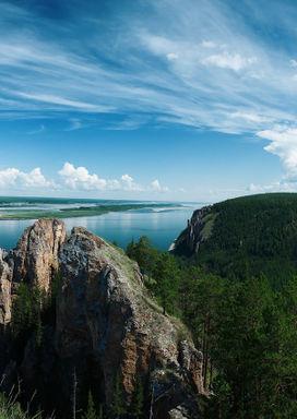 River Cruise on the Lena River in Yakutia