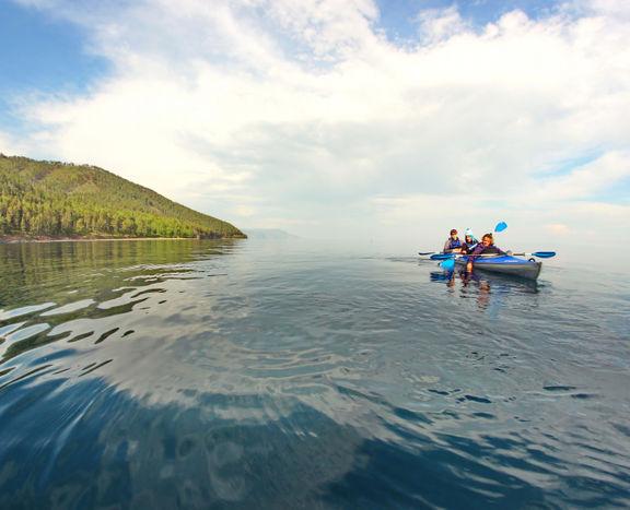 Baikal Challenge: Active Adventure Tour