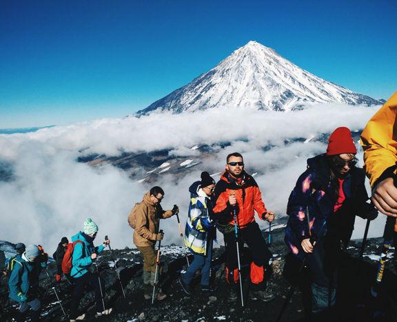Fiery Peaks of Kamchatka