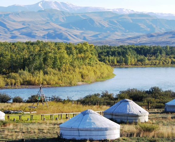 Great Sayan Ring. Excursion-ethnographical bus tour in Siberia